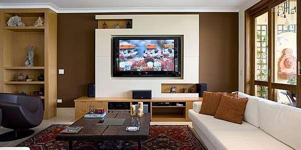 Salas De Estar Para Ver Television ~ Cuide do meio ambiente enquanto assiste TV  ECOnservar